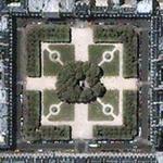 Place des Vosges (Yahoo Maps)