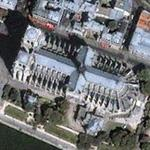 Notre Dame de Paris (Yahoo Maps)