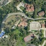 Hilary Swank's House (Yahoo Maps)
