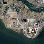 San Quentin State Prison (Yahoo Maps)