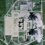 Byron Nuclear Generating Station (Yahoo Maps)