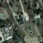 Gwyneth Paltrow & Chris Martin's House (Yahoo Maps)