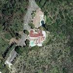 Nick Lachey's House (Yahoo Maps)