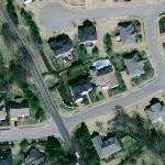 Carrie Underwood's House (Yahoo Maps)