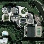 Michael Jordan's House (Yahoo Maps)