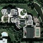 Michael Jordan's House (Yahoo Maps)