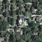 Steve Francis' House (Yahoo Maps)