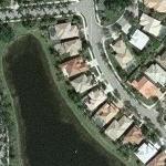 Angelo Dundee's House (Yahoo Maps)