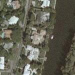 David Cassidy's House (Yahoo Maps)