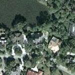 """Mean Gene"" Okerlund's House (Yahoo Maps)"