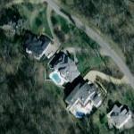 CeCe Winans' House (Yahoo Maps)