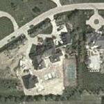 Jermaine O'Neal's House (Yahoo Maps)