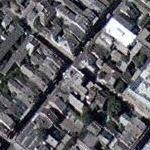 Nicolas Cage's House (former) (Yahoo Maps)
