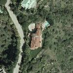 Tim McGraw & Faith Hill's House (former) (Yahoo Maps)
