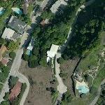 Desi Arnaz, Jr.'s House (former) (Yahoo Maps)