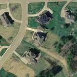 Jason Bay's House (Yahoo Maps)