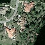 Ronde Barber's House (Yahoo Maps)