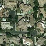 Shane Doan's House (Yahoo Maps)