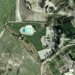 Ozzy & Sharon Osbourne's House (former) (Yahoo Maps)