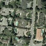 Kurt Russell & Goldie Hawn's House (Yahoo Maps)