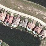 Yao Ming's House (former) (Yahoo Maps)