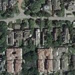 George H.W. Bush's House (Yahoo Maps)