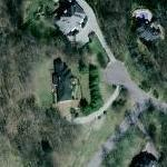 Scott Borchetta's House (Yahoo Maps)