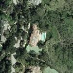 Magic Johnson's House (Yahoo Maps)