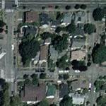 Dave Matthews' House (Yahoo Maps)
