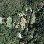 Sharon Stone's House (former) (Yahoo Maps)