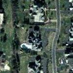 Andy Benes' House (Yahoo Maps)