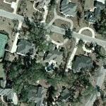 Ricky Carmichael's House (Yahoo Maps)