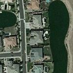 Donovan McNabb's House (Yahoo Maps)