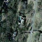 Matraca Berg & Jeff Hanna's House (Yahoo Maps)