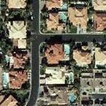 Vince Neil's House (Yahoo Maps)