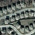 Andre Iguodala's House (Yahoo Maps)