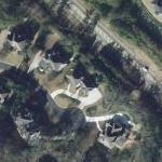 Toni Braxton's House (former) (Yahoo Maps)