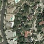 Noah Wyle's House (former) (Yahoo Maps)