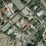 Agnes Moorehead's House (former) (Yahoo Maps)