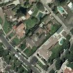 Jack Benny's House (former) (Yahoo Maps)
