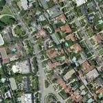 Maureen O'Sullivan's House (former) (Yahoo Maps)