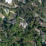 Daisy Fuentes' House (Yahoo Maps)