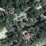 Lance Berkman's House (Yahoo Maps)