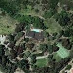 Sally Field's House (Yahoo Maps)