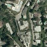 Johnny Mathis' House (Yahoo Maps)