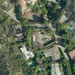 Linda Evans' House (Yahoo Maps)
