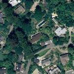 Van Morrison's House (Yahoo Maps)