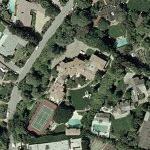Sugar Ray Leonard's House (Yahoo Maps)