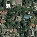 Brad Pitt & Angelina Jolie's House (Yahoo Maps)
