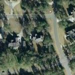 Tim Hudson's House (Yahoo Maps)